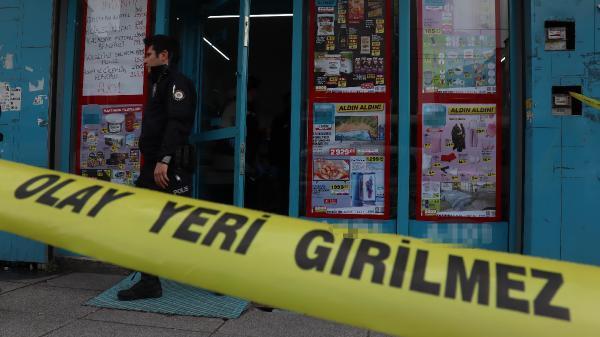 Sultangazi'de silahlı maskeli soygun