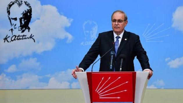 CHP'li Faik Öztrak: Türkiye'nin daha fazla yorulmasını istemiyoruz