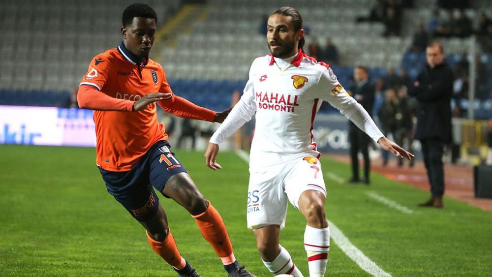 Başakşehir 0-2 Göztepe Süper ligde hesaplar karıştı
