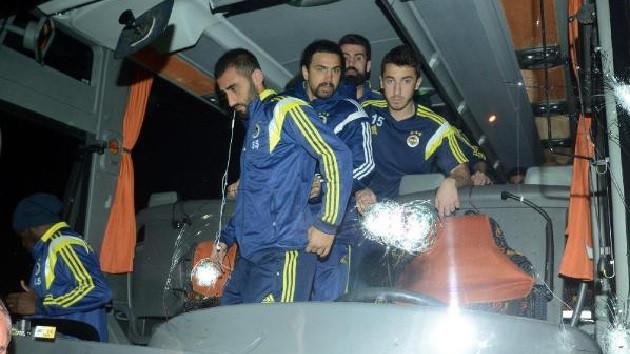 Fenerbahçe otobüsüne saldırıda yeni delil aranacak