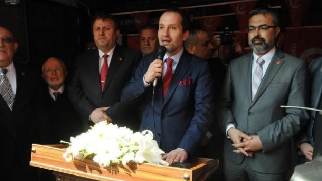 Fatih Erbakan: İktidarımızda işçi, memur, emekliye yüzde 50 zam yapacağız