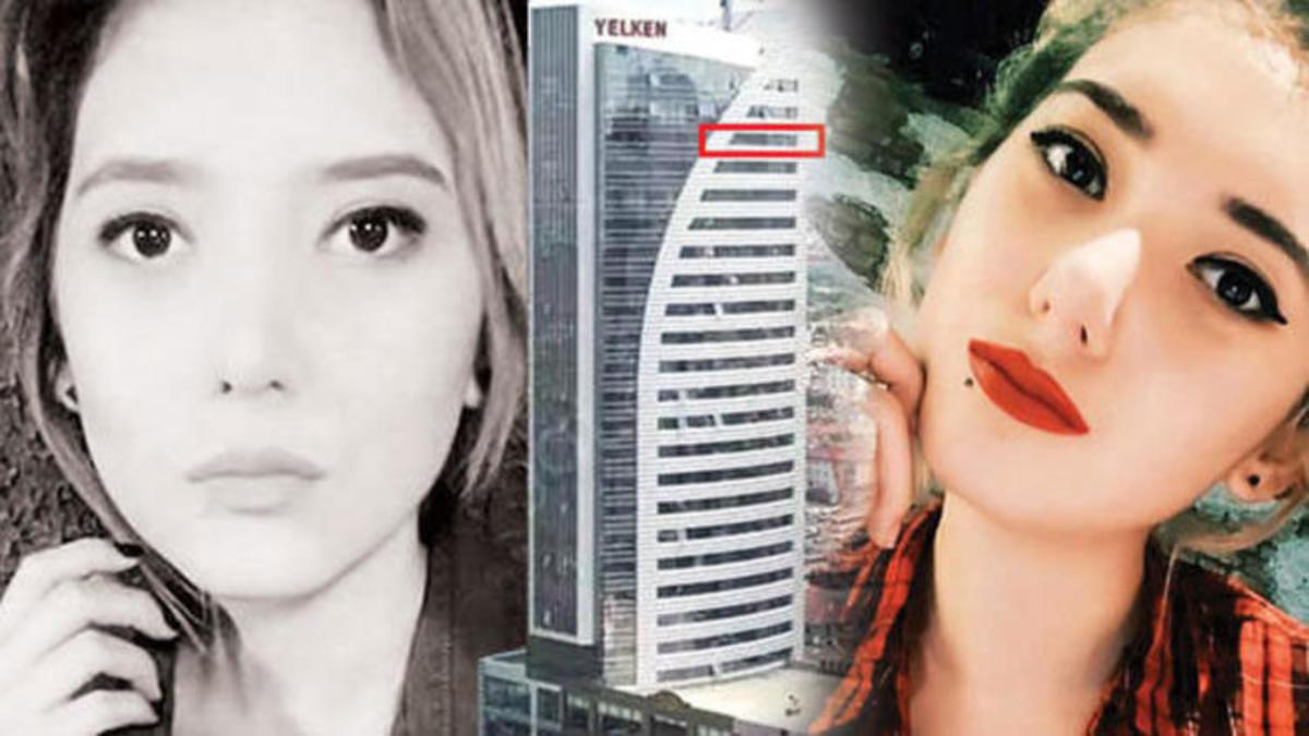 20. kattan atılan Şule Çet cinayetinde ayakkabı detayı