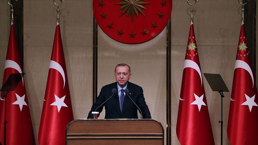 Erdoğan: 30 Bin yeni sağlık personeli alıyoruz