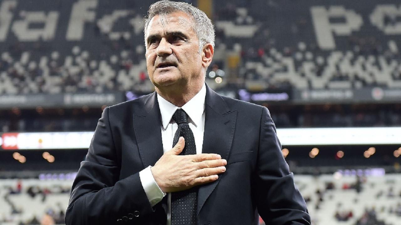 Şenol Güneş: Beşiktaş gibi bir camiadan ayrılmak kolay olmadı