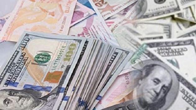 Dolar 5.97, euro 6.67 ve sterlin 7.79 lirada