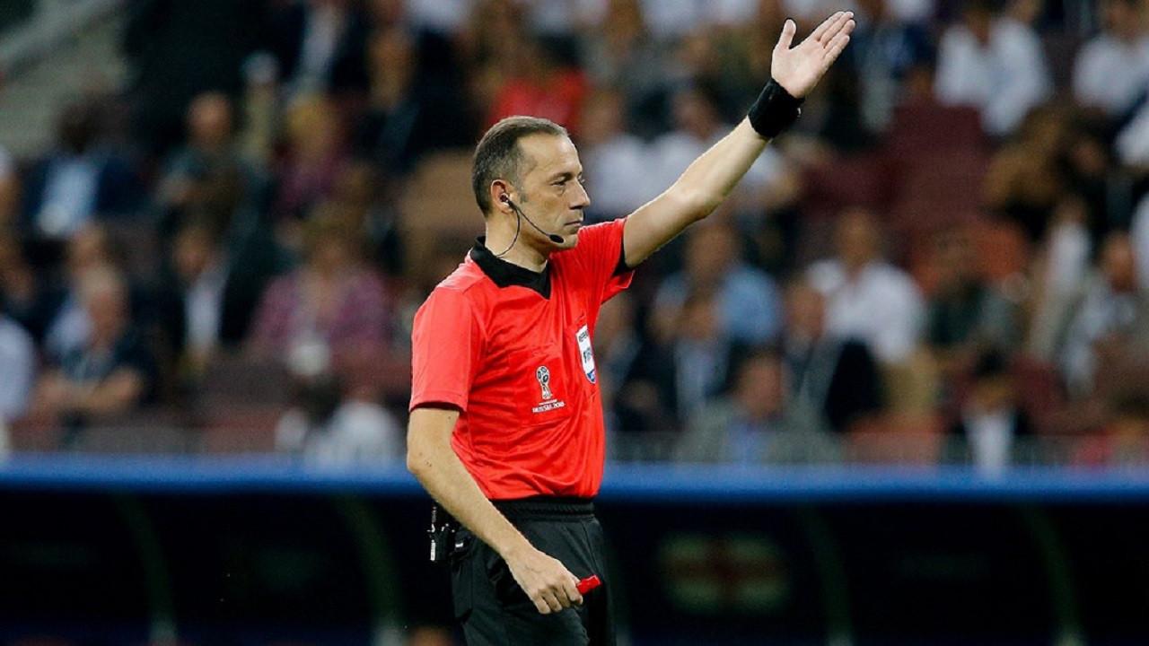Cüneyt Çakır Liverpool Barcelona maçını yönetecek