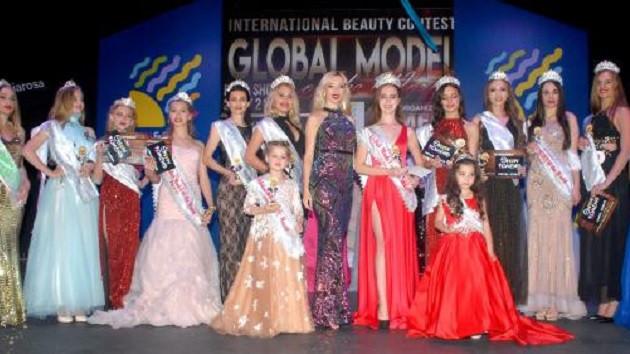 Global Model of The World'un kraliçesi Kırımlı güzel Katerina Andreeva