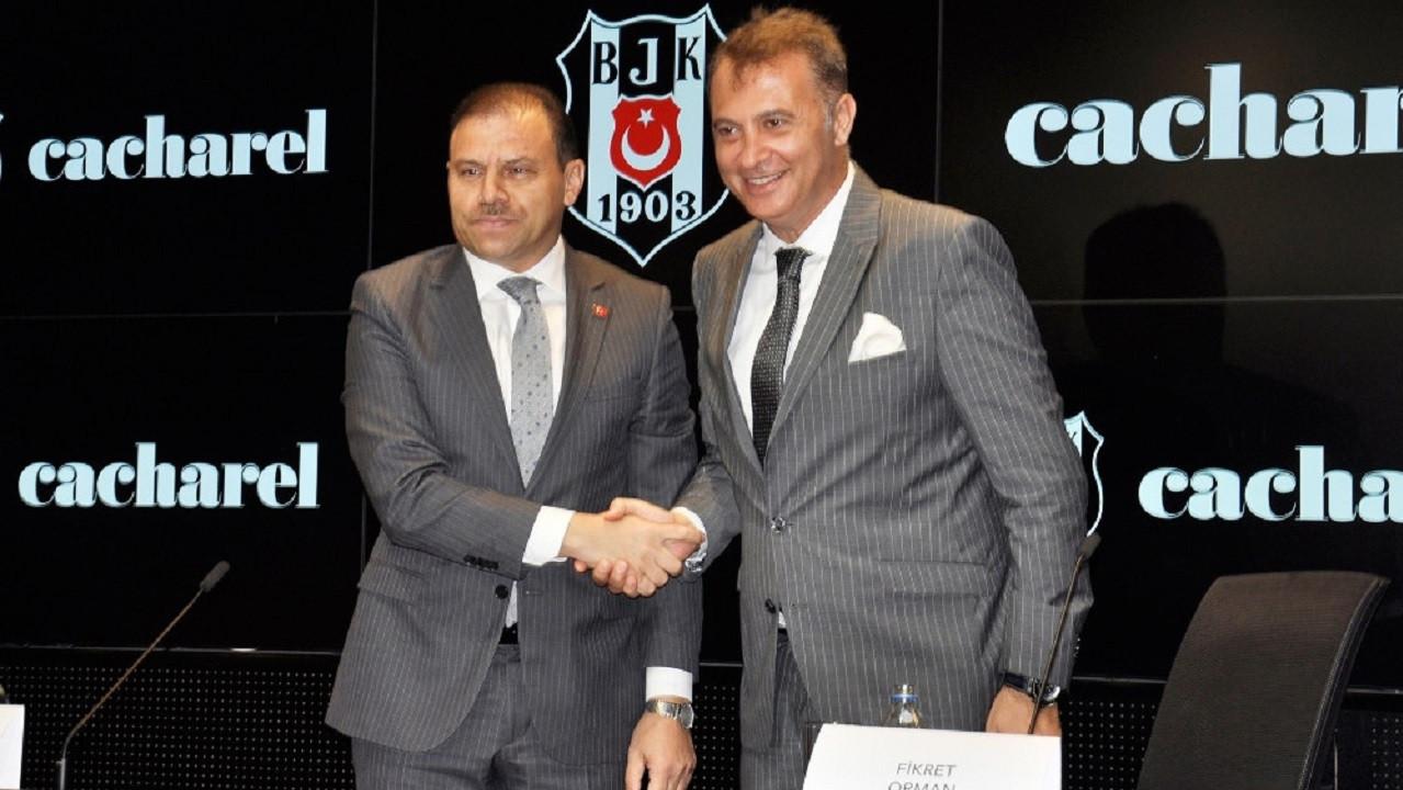 Beşiktaş'a yeni giyim sponsoru