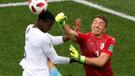 Dünya Kupası maçında büyük bir hata yapan Muslera sosyal medyada olay oldu