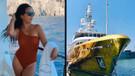 Nikki Eslami 26 bin lira ile yola çıktı! Altın kaplama yat aldı...