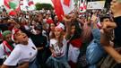 Lübnan'da kadınlar ayakta: Daha fazla özgürlük...