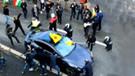 Norveç'te bebekli arabaya saldıran PKK yandaşları gözaltına alındı