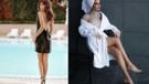 Hilal Altınbilek seksi mini elbisesiyle ağızları açık bıraktı