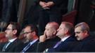 İtalyan basınından Erdoğan'ın bakışlarına: Roma Başakşehir'i tokatlarken...