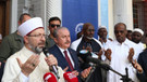 Cibuti'deki cami açılışına 744 bin liralık kiralık uçakla gitmişler