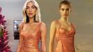 Versace'den Dua Lipa'ya özel elbise