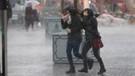 İstanbul'da rüzgarın hızı 100 kilometreye ulaştı
