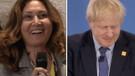 Boris Johnson'dan DHA muhabiri Aynur Tattersall'a flörtöz yanıt