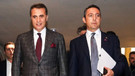 Fikret Orman ve Ali Koç derbi öncesi ortak yayında bir araya gelecek