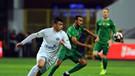 Kupada son yarı finalist Akhisarspor oldu