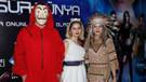 'Özgür Dünya'ya 'Cosplay' partisi