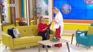 Nuray Sayarı Beyaz TV'deki canlı yayında rahatsızlandı