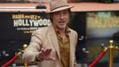 Brad Pitt galada stiliyle dikkat çekti!