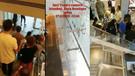 İstanbul'da ZARA mağazasını su bastı, müşteriler mahsur kaldı