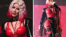 Iggy Azalea'nın seksi kostümü yürek hoplattı