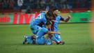Trabzonspor Beşiktaş'ı ezici farkla yendi: 4-1
