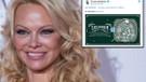 Pamela Anderson'dan #Susamam paylaşımı: ABD'li sanatçılar ilham alsın