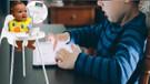 Tablet tutacaklı bebek sandalyesi saatler içinde tükendi