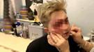 20 yaşındaki eşcinsel kıza sokak ortasında saldırı