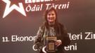 Funda Erkoç 2020 yılına ödülle girdi: Yılın Başarılı Magazin Gazetecisi