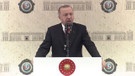 Erdoğan MİT'in yeni Kale'sinde dünyaya net mesaj verdi: Teşkilat Libya'da üzerine düşeni yapıyor