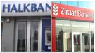 Ziraat ve Halkbank'ın takipteki alacakları 16 milyar liraya ulaştı