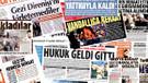 Gazeteler Gezi davası ve Osman Kavala hakkındaki gözaltı kararını nasıl gördü?