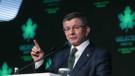 Davutoğlu'ndan Abdullah Gül'e Siyasal İslam tepkisi