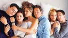 Friends özel bölümü öncesi şaşırtan fotoğraflar