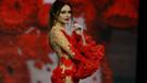Sevilla'da flamenko moda şovu büyüledi