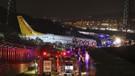Uçak kazasında son dakika: 3 ölü 180 yaralı