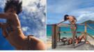 Bella Hadid'in leopar bikinisi sosyal medyada gündem