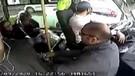 İçi yolcu dolu minibüsü silahla taradılar!