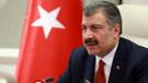 Sağlık Bakanı Koca, mikrofon dağıtılmadığı için sitem eden gazeteciden özür diledi