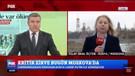 Rus polisi FOX Haber'in canlı yayınına müdahale etti