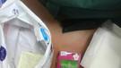 FETÖ evlerinde kadın pedleri içinde şifreli notlar bulundu