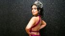 Güzellik kraliçesi, koronavirüsle mücadele için doktorluk mesleğine dönüyor
