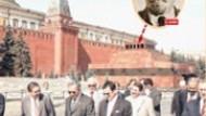 Bülent Arınç'tan Lenin gafı