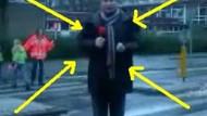 Muhabirin ölmeden önceki son görüntüsü!!! Canlı yayında inanılmaz kaza!!! VİDEO