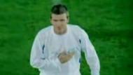 Beckham'ın selamının sırrı!!! Türk işi selamı Beckham'a kim öğretti?VİDEO